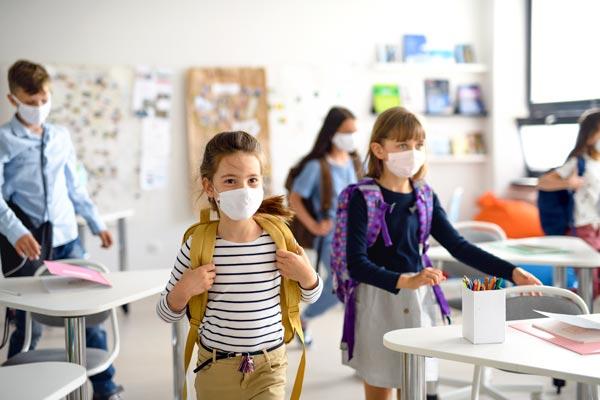 Arpack Air Clean Luftreinigungsanlage für Schulen und Bildungseinrichtungen