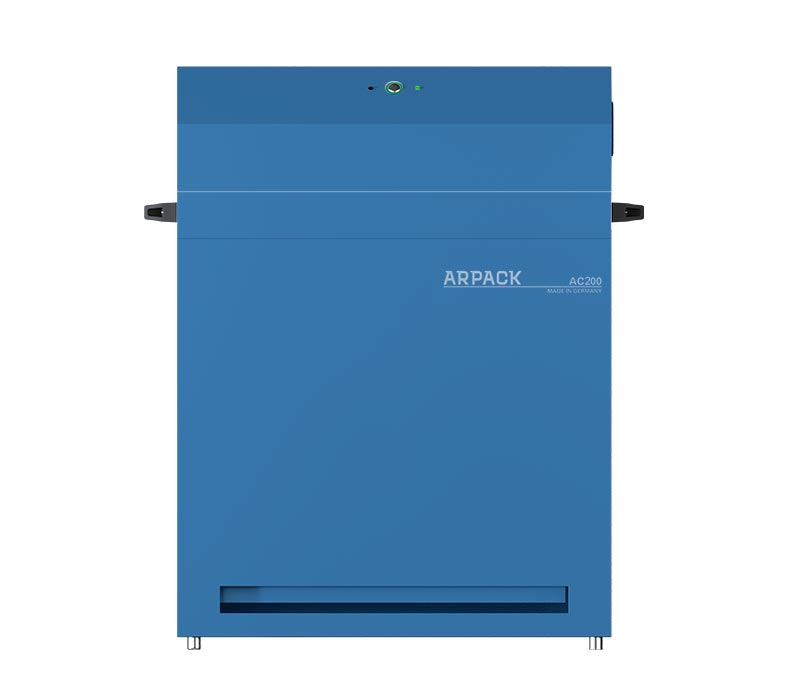 Air purifier and disinfection unit ARPACK® AIRCLEAN AC 100
