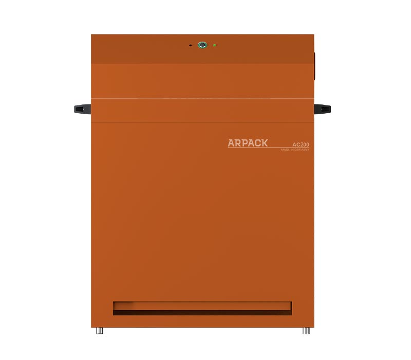 Air purifier and disinfection unit ARPACK® AIRCLEAN AC 200