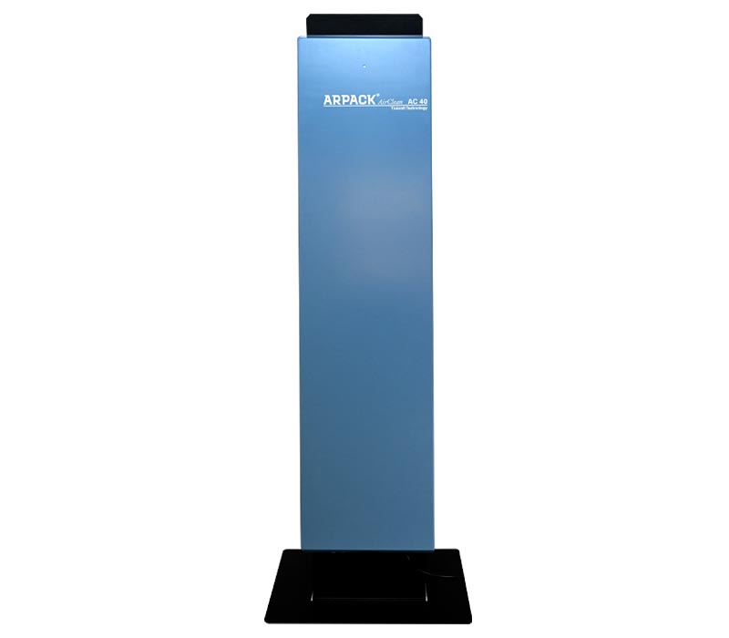 Air purifier and disinfection unit Arpack AC 40