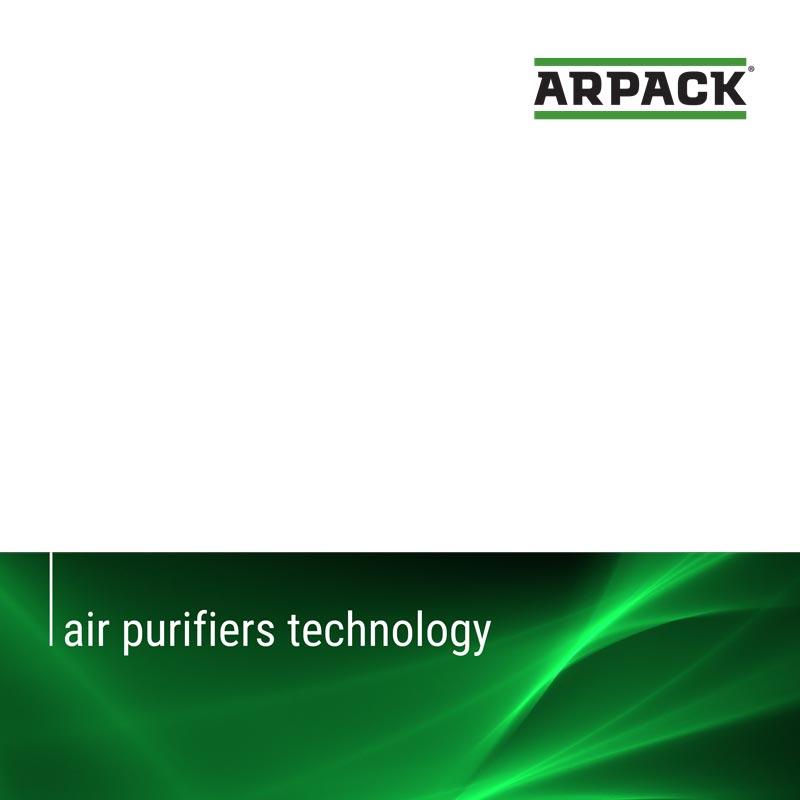 Arpack Air Clean Luftreinigungsanlage Katalog